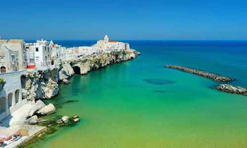 Ferienhäuser - Apulien