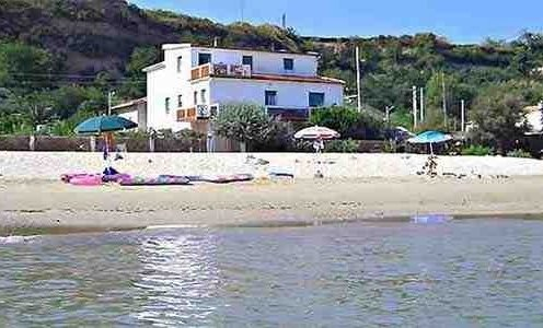 Bellini apartment directly on the beach - Ortona
