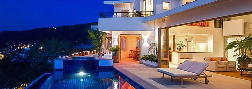 Maisons de vacances