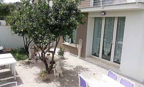 Villetta bosco d'alcamo & Casa Kira