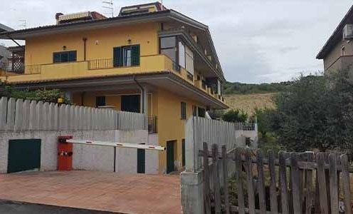 Incantevole appartamento tra mare e colline