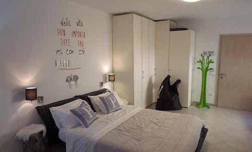 2 porzioni di appartamento